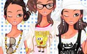 Miniclip game Dress up 408