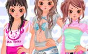 Miniclip game Dress up 410
