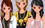 Miniclip game Dress up 413
