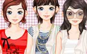 Miniclip game Dress up 414