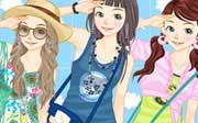 Miniclip game Dress up 420