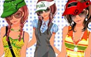 Miniclip game Dress up 421