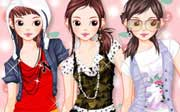 Miniclip game Dress up 424
