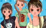 Miniclip game Dress up 428