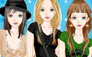 Miniclip game Dress up 438