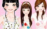 Miniclip game Dress up 439