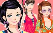 Miniclip game Dress up 442