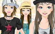 Miniclip game Dress up 447