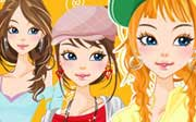 Miniclip game Dress up 455