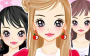 Miniclip game Dress up 456