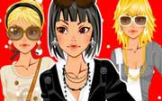 Miniclip game Dress up 459