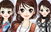Miniclip game Dress up 466