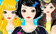 Miniclip game Dress up 473