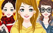 Miniclip game Dress up 484