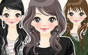 Miniclip game Dress up 485