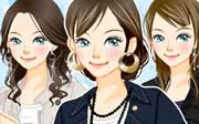 Miniclip game Dress up 487