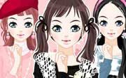 Miniclip game Dress up 489