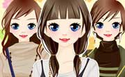 Miniclip game Dress up 490