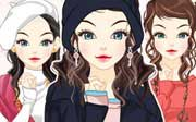 Miniclip game Dress up 492