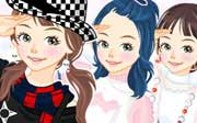 Miniclip game Dress up 495