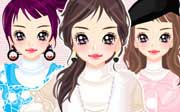 Miniclip game Dress up 496