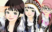 Miniclip game Dress up 503