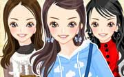 Miniclip game Dress up 504