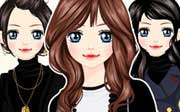 Miniclip game Dress up 505