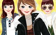 Miniclip game Dress up 521