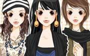 Miniclip game Dress up 536