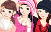 Miniclip game Dress up 540