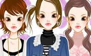 Miniclip game Dress up 545