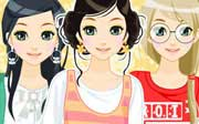 Miniclip game Dress up 561