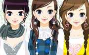 Miniclip game Dress up 563