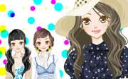 Miniclip game Dress up 572