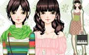 Miniclip game Dress up 576