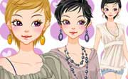 Miniclip game Dress up 588