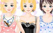 Miniclip game Dress up 590