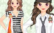 Miniclip game Dress up 591