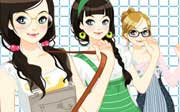 Miniclip game Dress up 596