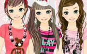 Miniclip game Dress up 615