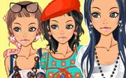 Miniclip game Dress up 622