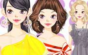 Miniclip game Dress up 641