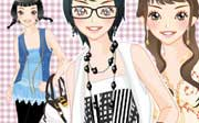 Miniclip game Dress up 645