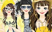 Miniclip game Dress up 649