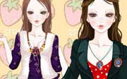 Miniclip game Dress up 669