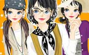 Miniclip game Dress up 685