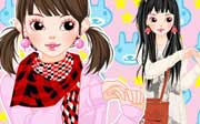 Miniclip game Dress up 688