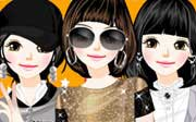 Miniclip game Dress up 702