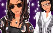 Miniclip game Dress up 703
